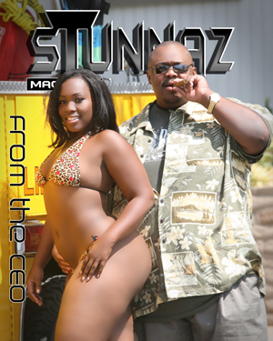 Stunnaz CEO - Solomon